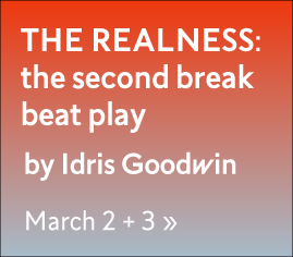 The Realness by Idris Goodwin