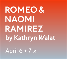 Romeo & Naomi Ramirez by Kathryn Walat, April 6 and 7
