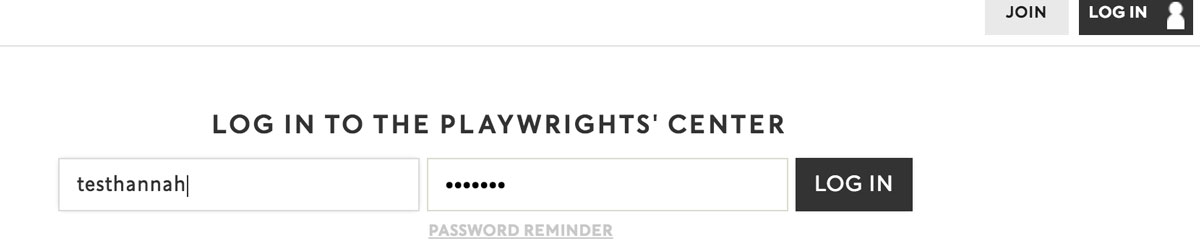 frequently asked questions  playwrights' center