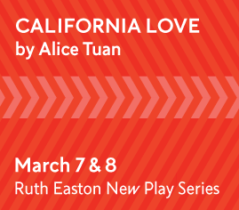 California Love by Alice Tuan, March 7 & 8, 2016