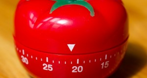 Pomodoro timer. cc/flickr Michael Zero Mayer