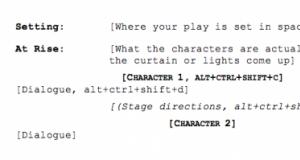 short play scripts
