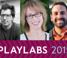 2015 PlayLabs playwrights
