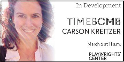 Timebomb by Carson Kreitzer