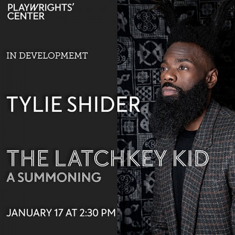 The Latchkey Kid by Tylie Shider