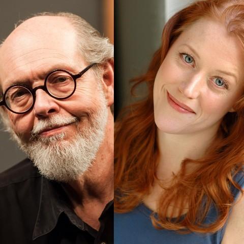 Jeffrey Hatcher and Sandra Struthers