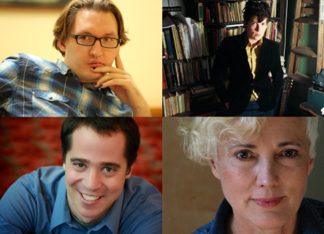2015-16 Jerome Fellows at the Playwrights' Center
