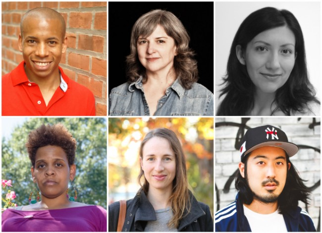 2018-2021 Core Writers Darren Canady, Erin Courtney, Marisela Treviño Orta, Stacey Rose, Ariel Stess, and Ray Yamanouchi