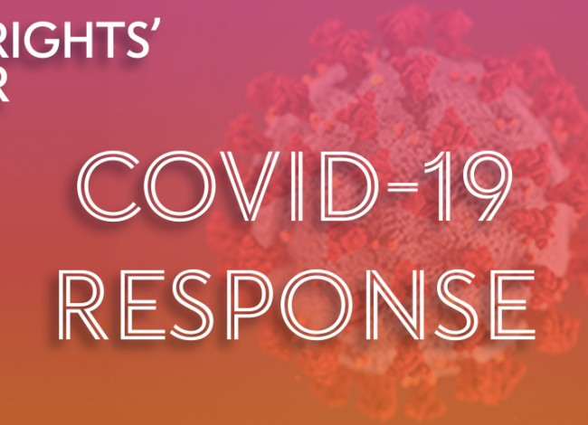 The Playwrights' Center Response to Coronavirus/COVID-19